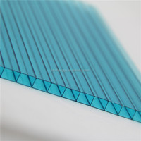 Light diffusion polycarbonate sheet for troffer/Led panel light 100% virgin Lexan/Makrolon material