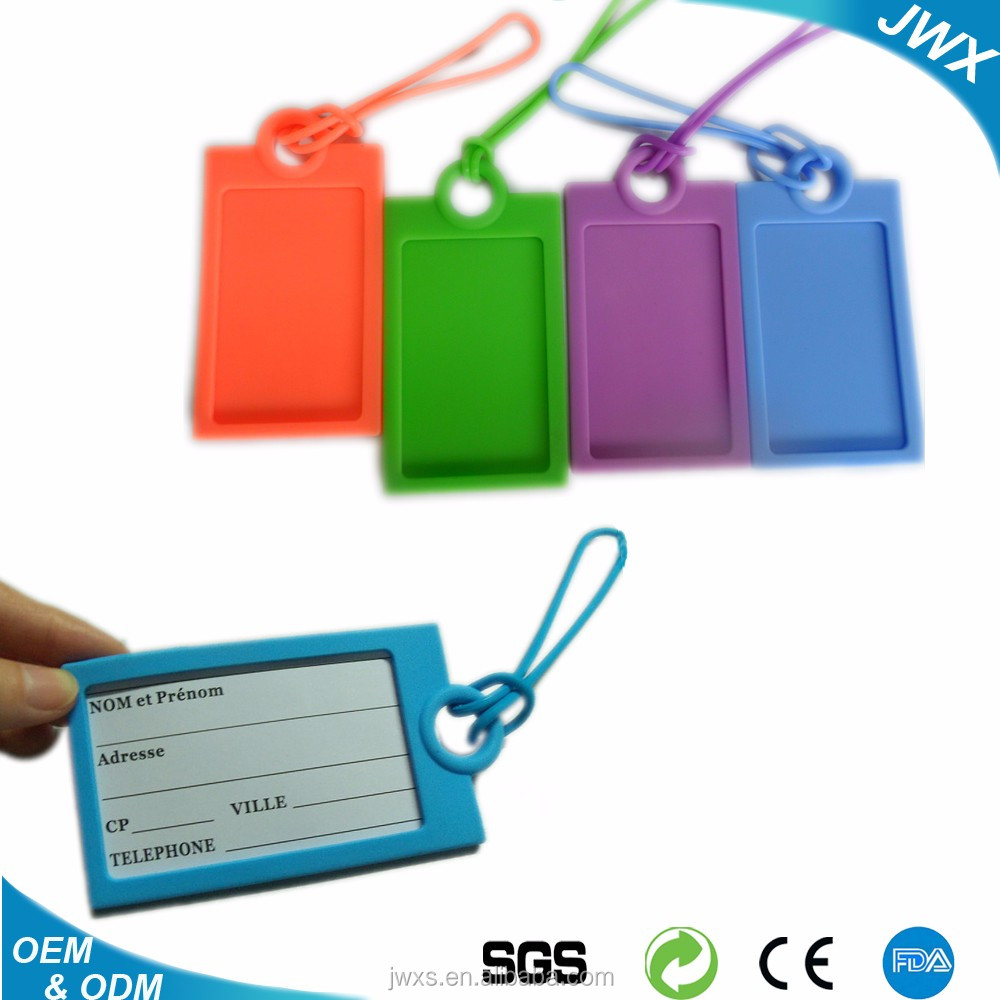 Hot Sale Cheap Cruise Ship Luggage Tag Oem Producer - Buy Silicone ...