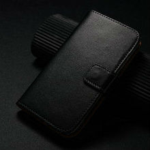 Genuine Real Leather Wallet case for Samsung Galaxy S8,for Galaxy S8 leather case