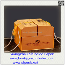 custom paperboard tea packaging box/tea package carton/tea gift box