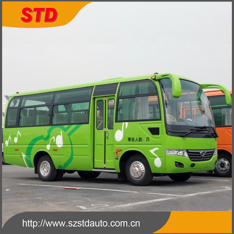 2016 new design passenger bus for sale