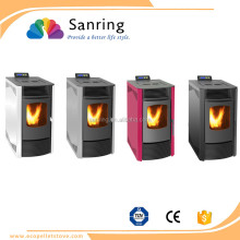 Cast iron cheap wood pellet stove for sale