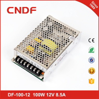 CNDF 100W constantt voltage 12V led power supply 12V switching power supply