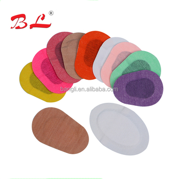 High quality Non-woven material anti wrinkle pad patch
