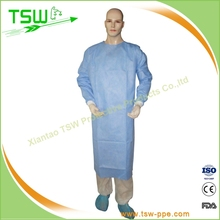 Disposable SMS medical 35g pyjamas