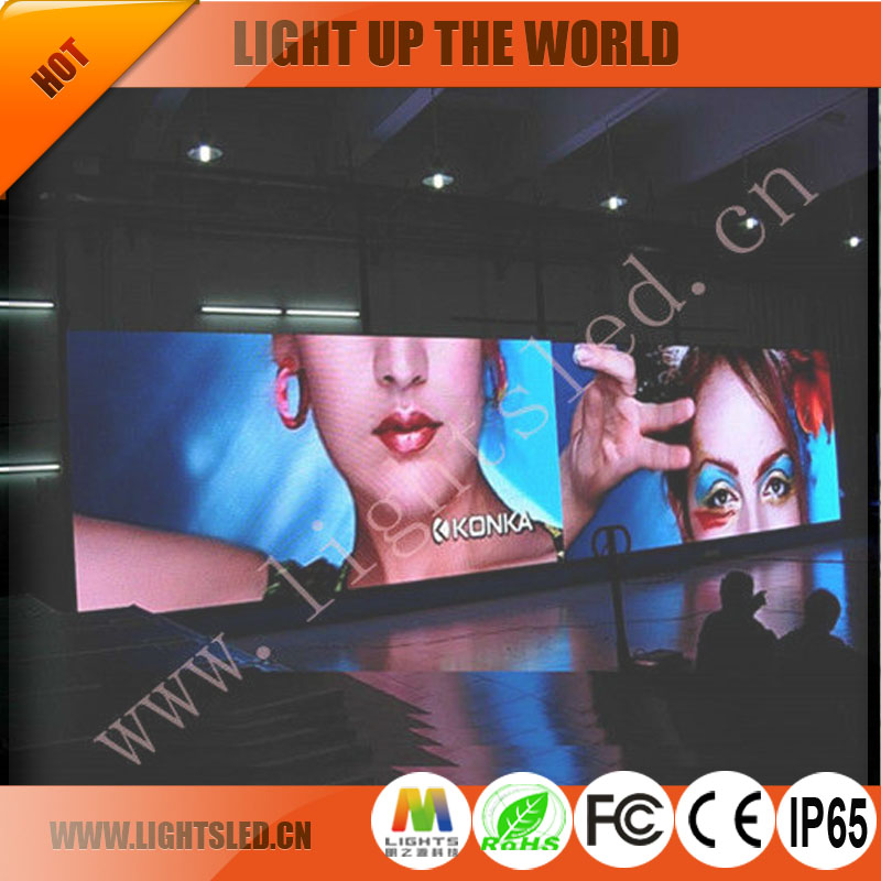 Indoor P5 Led Curtain 7 Segment Led Display Exit Sign Touch Screen,Big Sport Hd Tv Led Screen Board