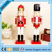 2016 Lifelike Resin Soldier Nutcracker Statue For Christmas Decoration