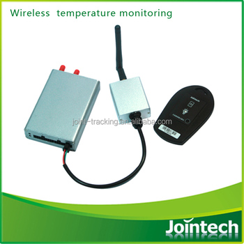 GPS Tracker with Wireless Temperature Sensor