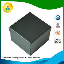 China factory supply offset printing Corrugated paperblack acrylic suitcase gift box
