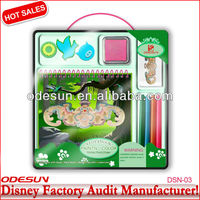 The latest products school stationery set for student 1411005