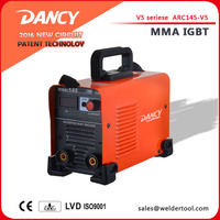 Best quality IGBT inverter mma dc motor 145A arc welder machines
