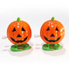 Chain Jumping Toys On Halloween Pumpkins