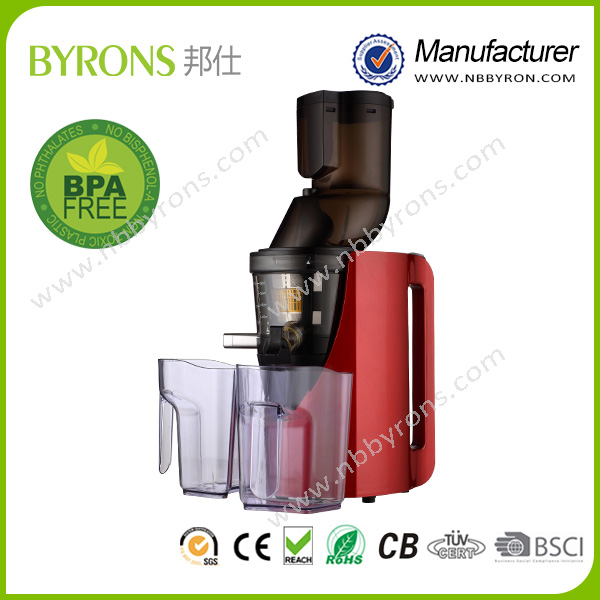 Manufacturer electric hurom slow juicer OEM available food slow jucier extractor
