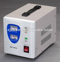 SVR-1500VA full auto relay type AC power automatic voltage regulator(avr),stabilizer