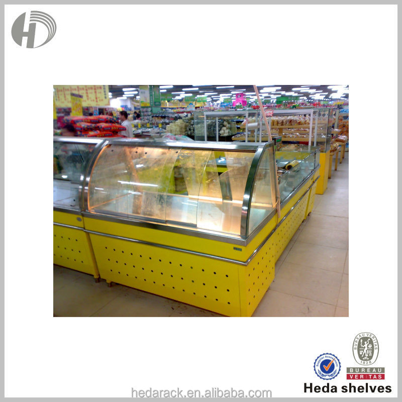 Durable outdoor fast food carts for sale at factory price