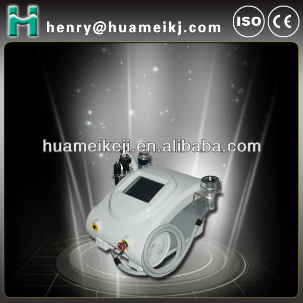 monopolar/bipolar/multipolar&vacuum cavitation slimming machine