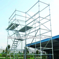 Hot sell Ring lock aluminum scaffolding