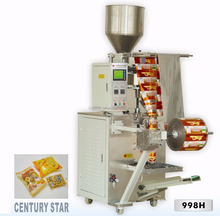 vertical packing machine snack