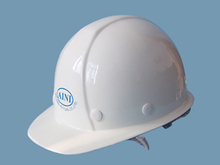 fiber glass safety helmet