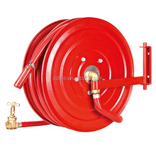 Swing type Fire Hose Reel Hot sale,Low fire hose reel price for fire hose reel cabinet,fire fighting hose reel