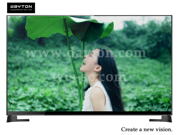 Ultra Thin Visual Enjoyment China TV Cheap 32'' LED TV Price