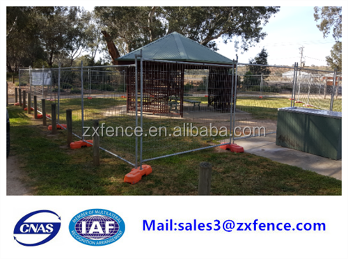 2.1m*2.4m Low Price Temporary Fence Palisade Fencing for Best