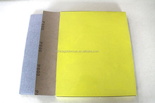 BB85 A-wt latex dry abrasive paper for wood polishing