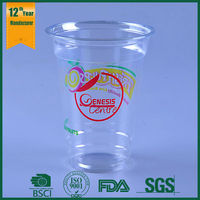 printed pet cup,disposable plastic drinking cup with lid,adult cups with lids