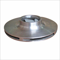 Customized stainless steel 316L investment casting pump impeller