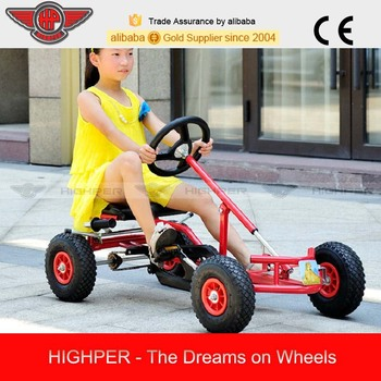 2015 New Model Pedal Go Kart with CE Approval (PCM-2)