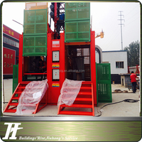 Construction lift/Building Elevator/Building Hoist With Safety Device