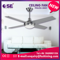 light weight outdoor decor light ceil fan decorative ceiling fan with light