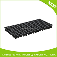 Chile seedling tray 128 cells for transplanting machine