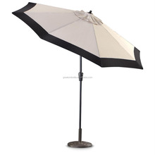 Big Round America Style Umbrella for Garden Party