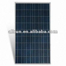 Poly solar module 130w with cable