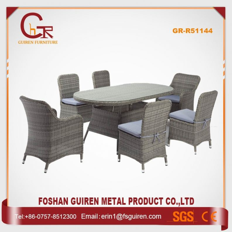 Wholesale Products Pleasing metal roots rattan furniture