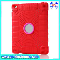 Silicone case for ipad 2 3 cover