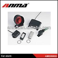 Professional factory of manual One way car alarm system car alarm alarm car