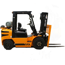 China Forklift ForksUsed 3 Ton Gasoline/LPG Forklift For Sale In Dubai