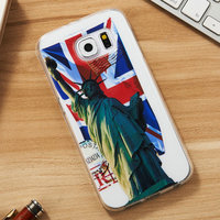 TPU gift supply attractive 3d images phone case For Sumsung Galaxy S6