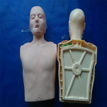 ISO Certified Simple Electronic Adult Half Body CPR Medical model manikin