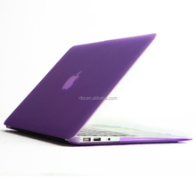 Laptop Case Rubber for MacBook 13 inch, Matte Hard Shell for MacBook Air 13""