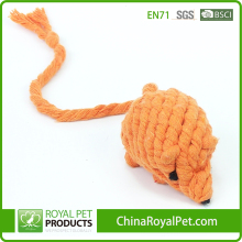 Pet Products Wholesale Mouse Cotton Rope Pet Dog Toy