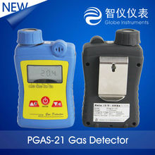 Portable single gas detector for ammonia hydrogen oxygen NH3 H2 O2