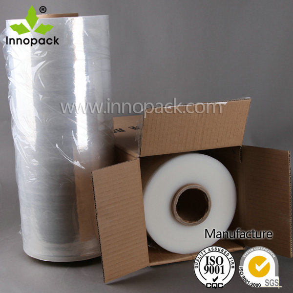 LLDPE stretch film jumbo roll for pallet wrap packing