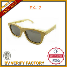2015 new products <strong>bamboo</strong>&wooden sunglasses with free sample