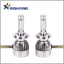 Promotion car accessories 8000lm 360 degree led auto bulb H4 H7 H11 H13 9005 9006 D1S D2S CSP led headlight