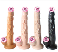 Realistic Big Dildo Dick Strong Suction Cup Huge Dildos Cock Adult Large Penis Mold Silicone Flexible Penis