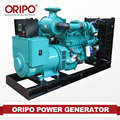 Inline 4 cylinder 4 cycle diesel generator set open type