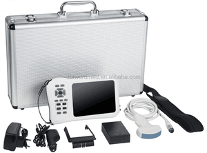 Best choice for clinic medical treatment portable ultrasound abdominal scan machine/scanner